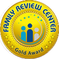 Family Review Center Gold Award